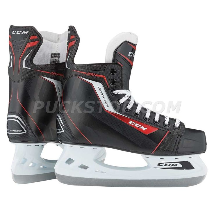 CCM Jetspeed 250 Junior Ice Hockey Skates