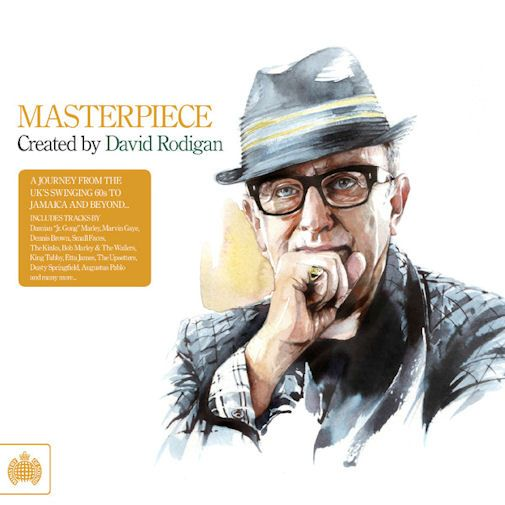 Ministry Of Sound – Masterpiece: David Rodigan (Album Release)