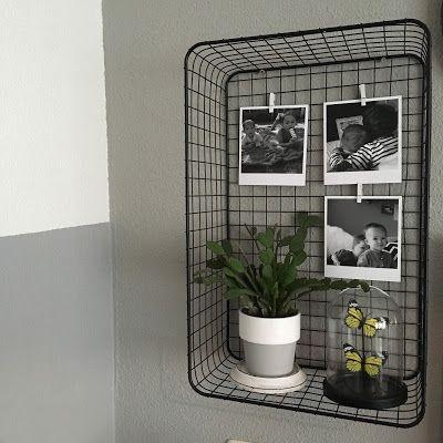 DIY interieurstyling kinderkamer interieur nordic scandinavian interior styling binnenkijken stoer industrieel inspiratie zwart wit grijs grijstinten