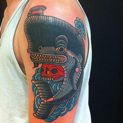 Circus tattoo Madrid!!! | Deno CIRCUS TATTOO | Flickr