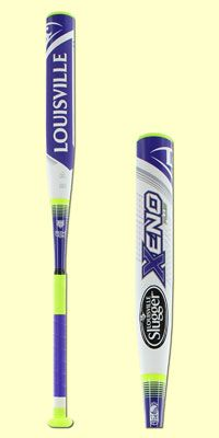 **I WANT** 2016 Louisville Slugger XENO Plus Fastpitch Softball Bat: FPXN160