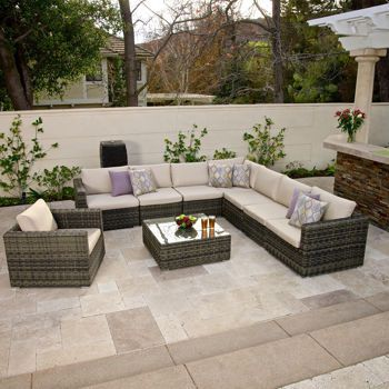 9 Curated Patio Furniture Ideas By Ziamia2012 Outdoor Patios Modular Design And Costco