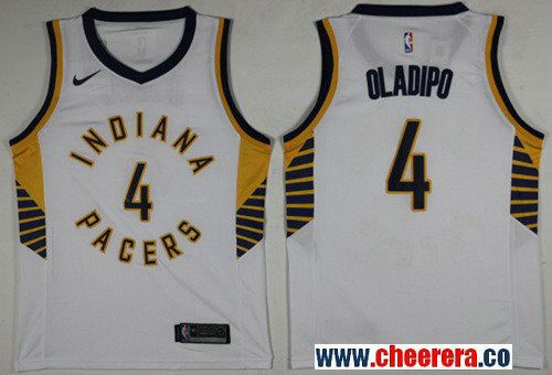 ... sale mens nike pacers 4 victor oladipo white nba swingman association  edition jersey 00a1c ccede 2b9b3b346