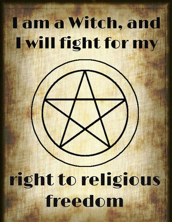 """the treatment of wicca by the christian religion """"until the church wakes up and realizes that what we have is so much more powerful of an experience and more supernatural, until we start showing that to people, they are going to continue to choose wicca and other alternative religions over christianity""""."""
