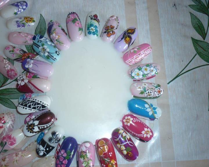 uñas-decoradas-flores