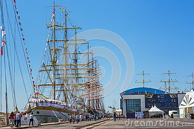 Anchored Tall Ships - Download From Over 24 Million High Quality Stock Photos, Images, Vectors. Sign up for FREE today. Image: 41282637