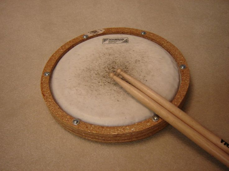 Picture of DIY Tuneable Practice Drum Pad