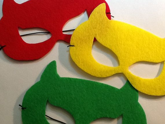 MADE TO ORDER Bat Girl Masks for Super Hero parties by MyAllyBally, $1.20