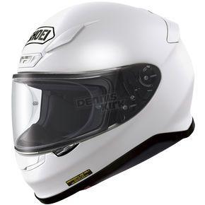 Shoei Helmets White RF-1200 Helmet - 0109-0109-03