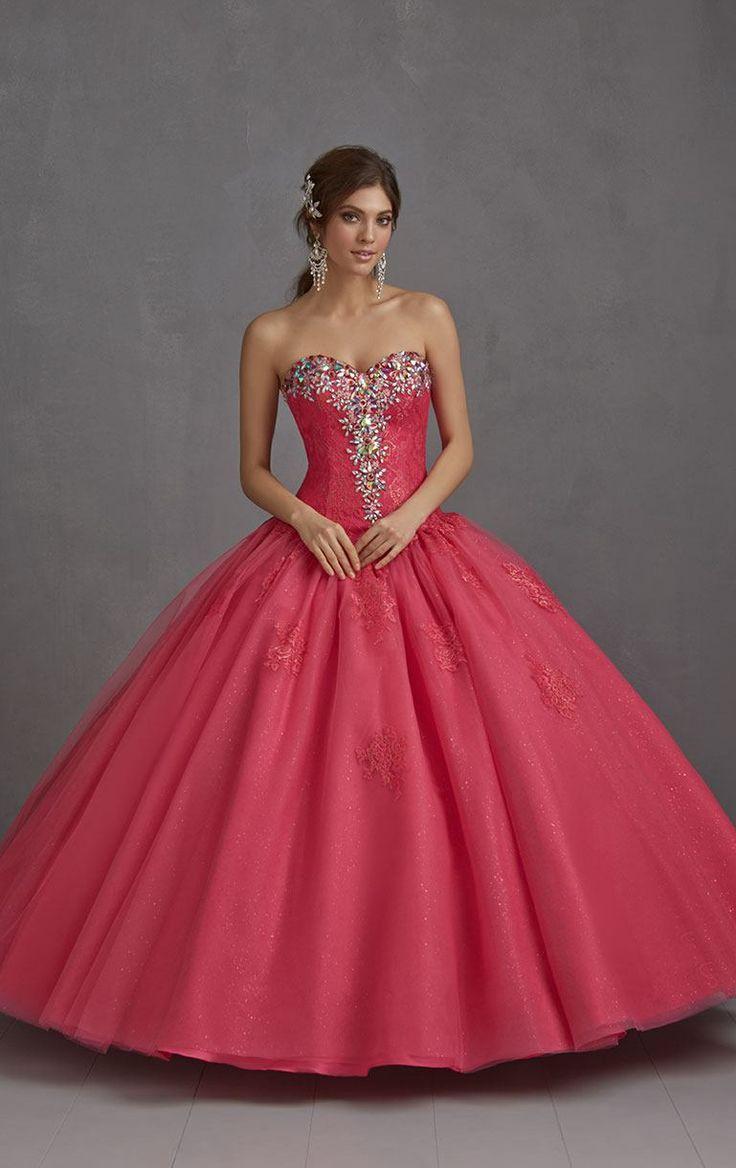 97 best vestidos de 15 images on Pinterest | Ballroom dress ...