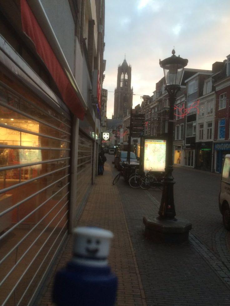 #Utrecht Dom-tie-dom-tie-dom-tie-dom