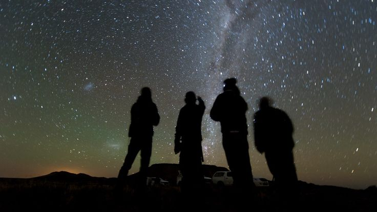 South African observation team await the start of the 2014 MU69 occultation