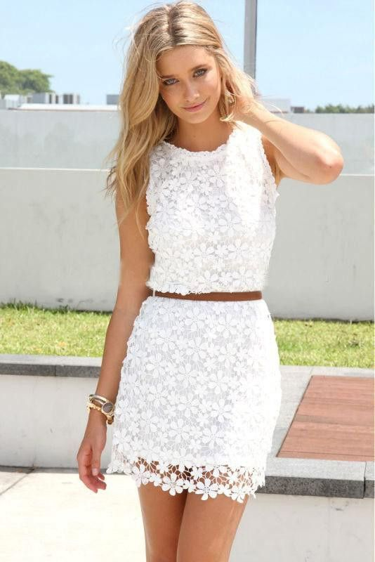 Spring And Summer Beauty Lace Decoration Body Package Hip Sexy Dress