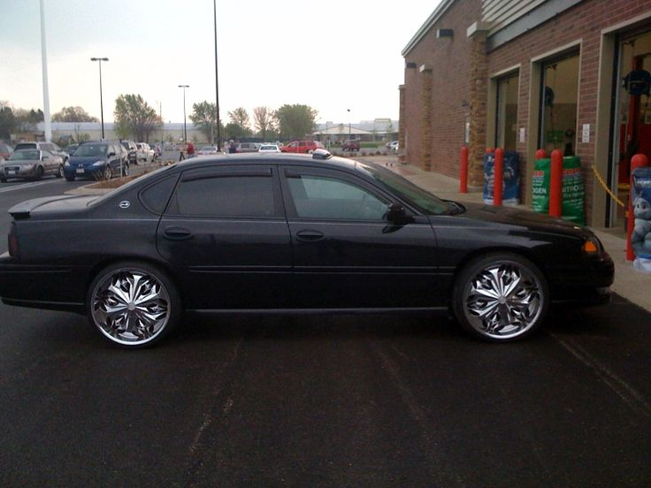 2010 chevy impala 20 inch rims | going for $1600 OBO. shipping will be discussed.