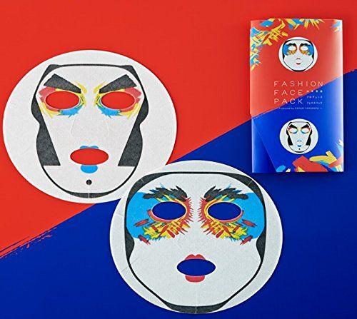 海外でHaloweenハロウィン仮装コスチュームマスクとしても使えるかも歌舞伎フェイスパック#japan #japanese #Kabuki #souvenir #gift #歌舞伎 #フェイスパック #日本からのお土産