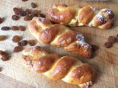 Treccine con uvetta alla ricotta senza glutine BlogGz la cucina di miky