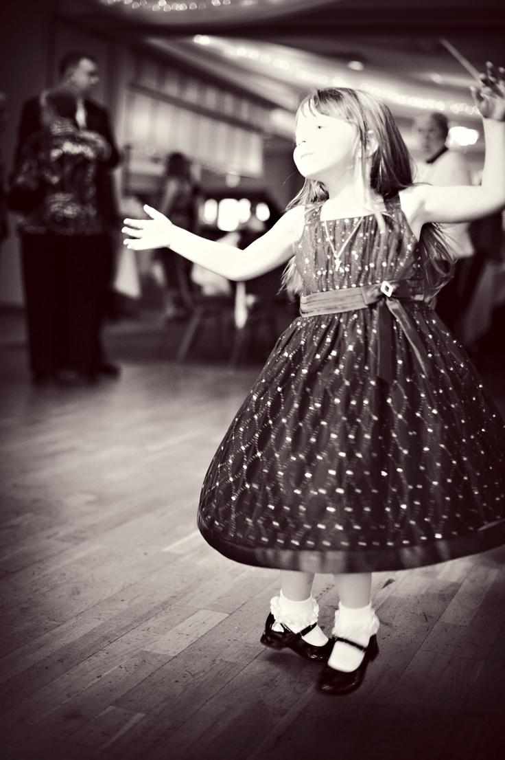 this lovely little belle danced the night away! #weddingphotographer #MinneapolisWeddingPhotography #kidsinweddings