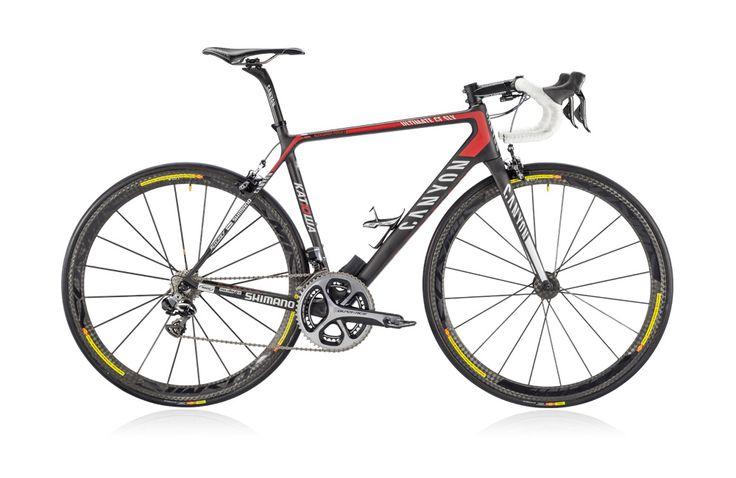 Ultimate CF SLX of Team Katusha rider Alexander Porsev