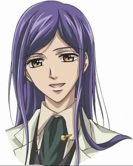 Azuma Yunoki        ~La Corda d'Oro