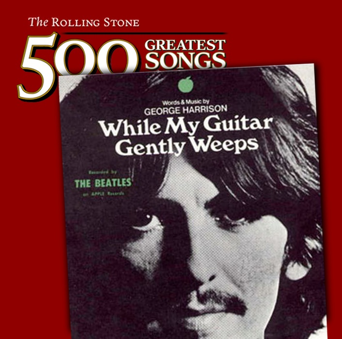 Snap While My Guitar Gently Weeps Music Pinterest Sheet Music