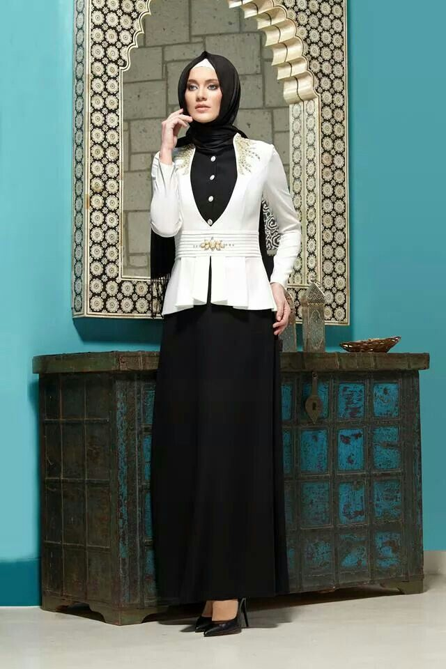 Turkish hijab fashion ♥ Muslimah fashion & hijab style