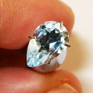 Topaz 1.20 carat Pear Shape