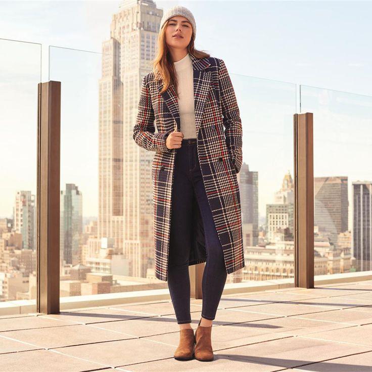 Manteau pas cher : un manteau Primark
