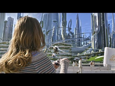 ILMVisualFX: Behind the Magic: The Visual Effects of 'Tomorrowland'