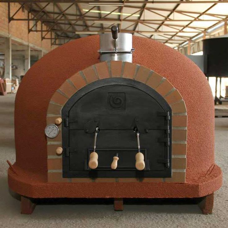 Outdoor Pizza Oven - ROYAL Mediterranean Oven  ( click to expand )