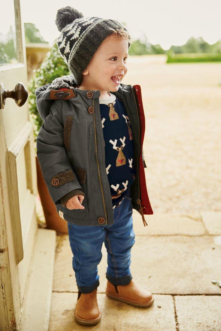 Kaufen Sie Jacke in Wachs-Optik, khaki (3 Monate – 6 Jahre) heute online bei Next: Deutschland