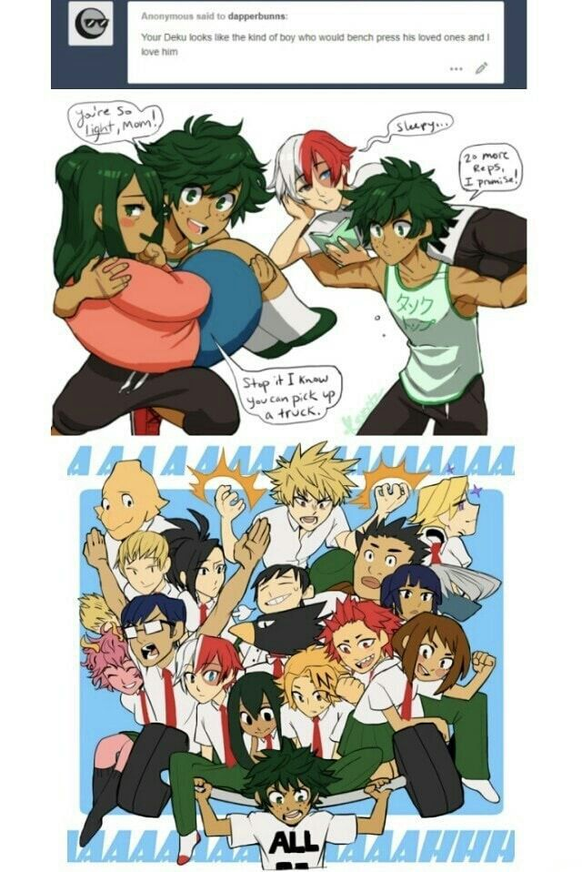 Random Dekubowl Stuff My Hero Academia Episodes My Hero My Hero Academia Manga