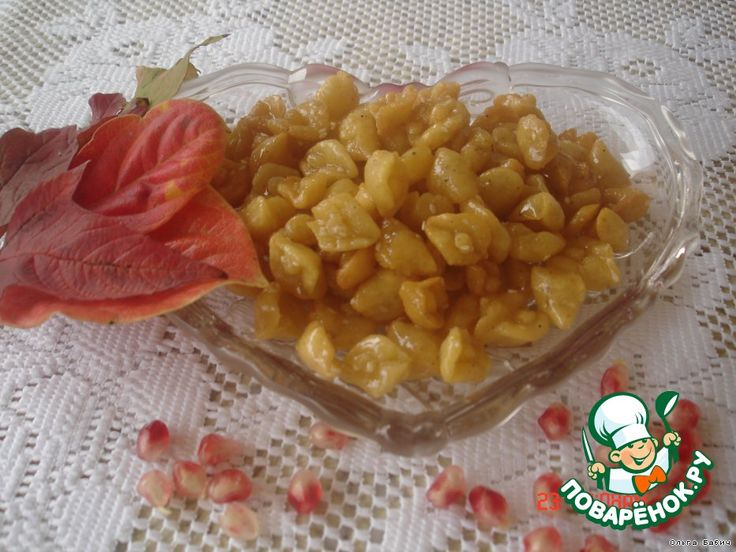 Арабские сладости - кулинарный рецепт