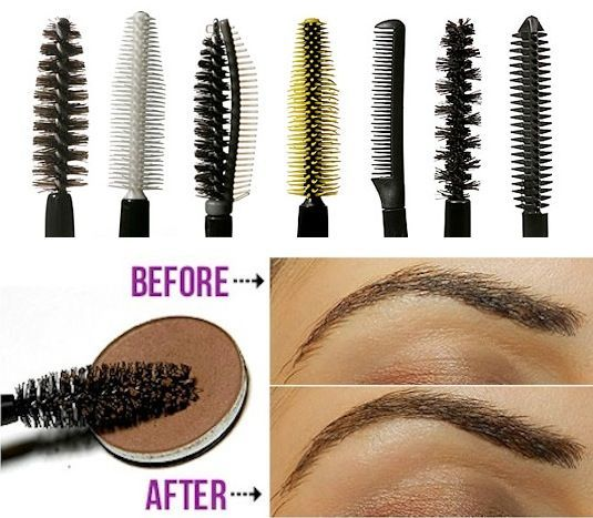 Eyelash Brush save!