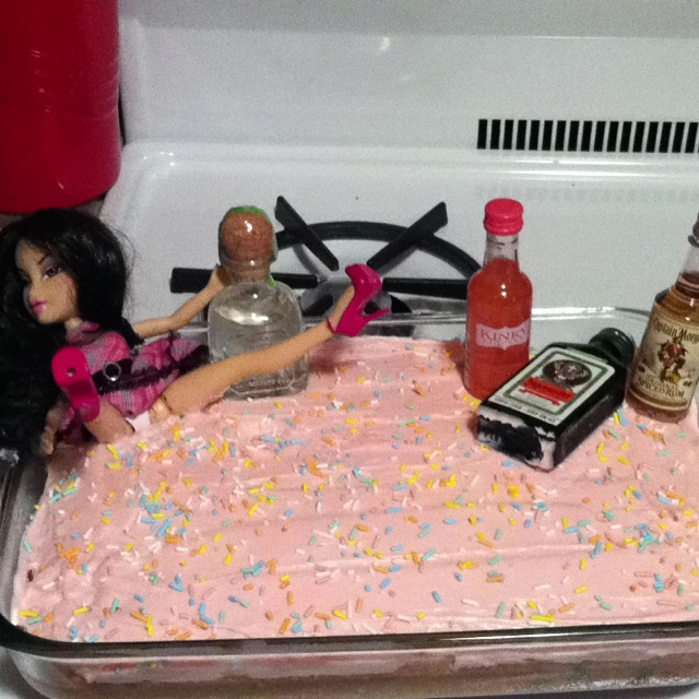 St Birthday Cake Nip