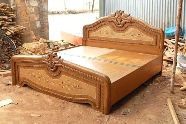 Image Result For Wooden Bed Designs Catalogue Wooden Bed Design Wood Bed Design Bedroom Bed Design