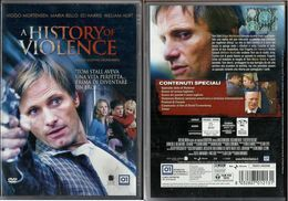 "DVD David Cronenberg - A History of Violence "" | In vendita su Delcampe"""