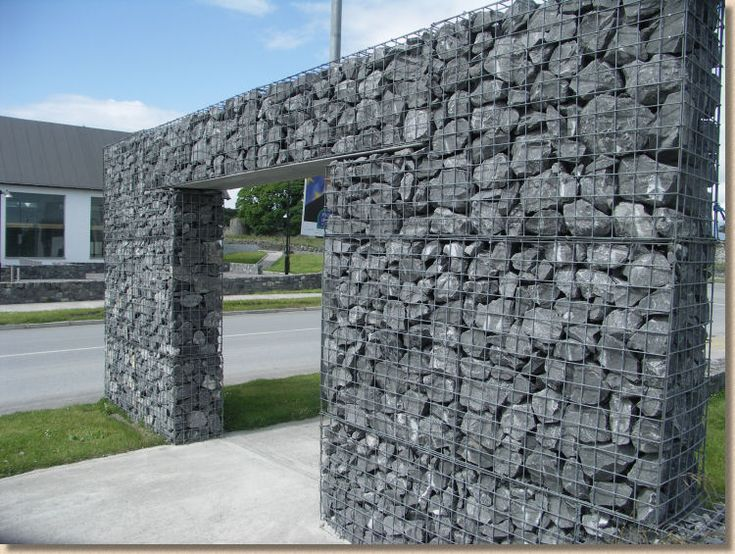 356 Best Images About Gabion Walls On Pinterest Wire