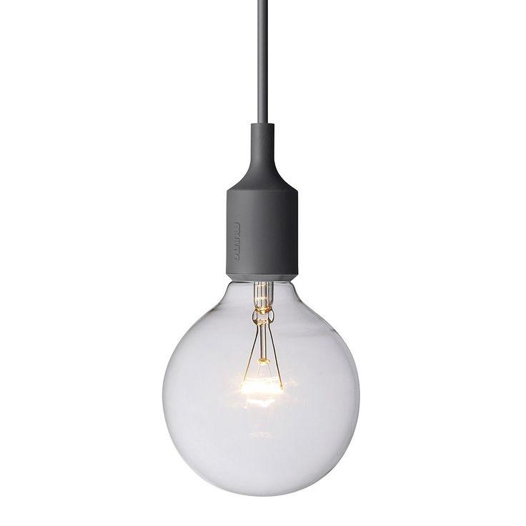 Muuto E27 Socket Lamp | Houseology