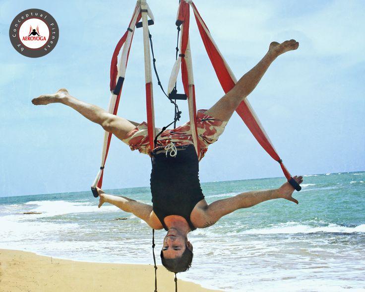 FORMACION PROFESORES YOGA AEREO SEVILLA #aeroyoga #aerialyoga #yogaaereo #vaihayasa #trapecio #españa #madrid#barcelona #sevilla #donosti #cancun #acro #acrobatico #gravity #suspension#training #pilates #fitness #ejercicio #bienestar 