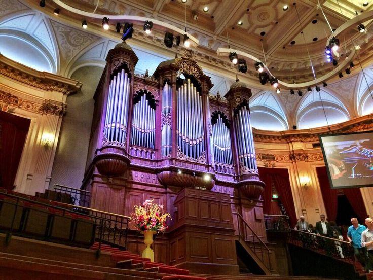 Concertgebouw Robeco Orgel