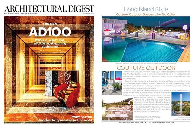 Planika's Totem Commerce bio fireplaces were featured in Architectural Digest recently. A great way to arrange your outdoor space!! @planika @planikafires #planika#planikafires#biofireplace#architecture#architects#architecturaldigest#magazine#decor#design#interiors#interiordesigner#style#decor#luxury#likeforlike nnovative#technology#like#instalike#likeforlike#lfl