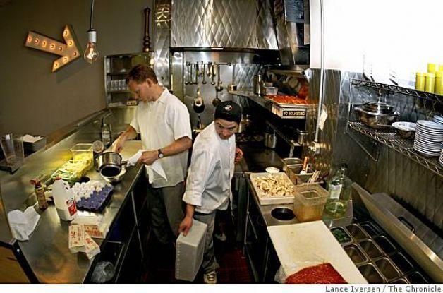 """tiny restaurant kitchen"" - Google Search"