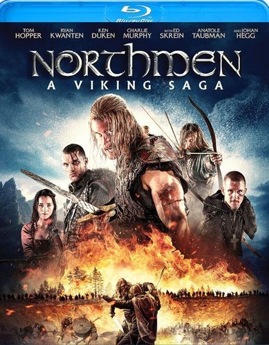 Northmen: A Viking Saga [Blu-ray] [2014]