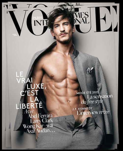 Vogue Hommes International célèbre la liberté | Vogue