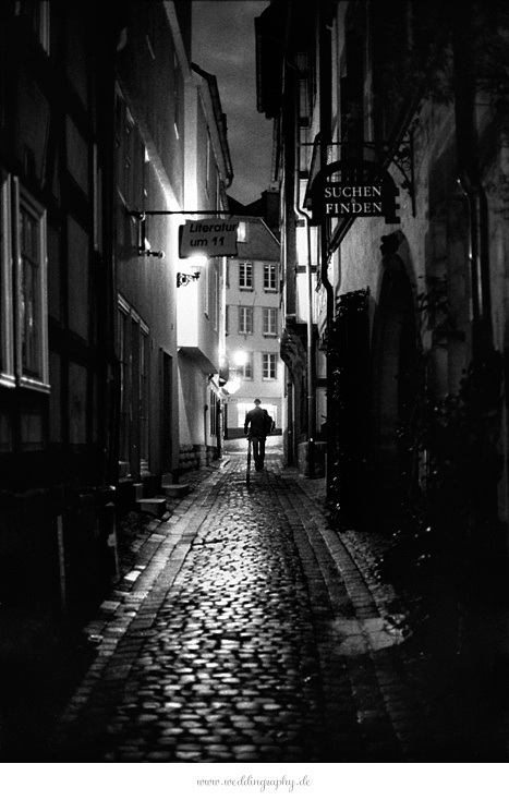 Marburg Aulgasse #street #photography