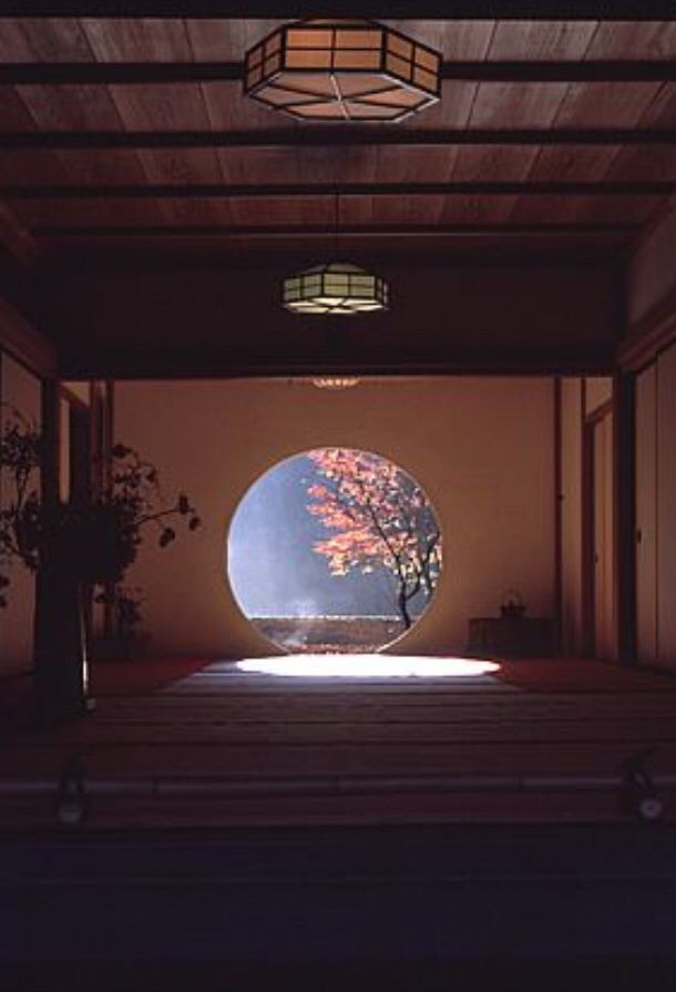 Japanese Garden Drawing Design