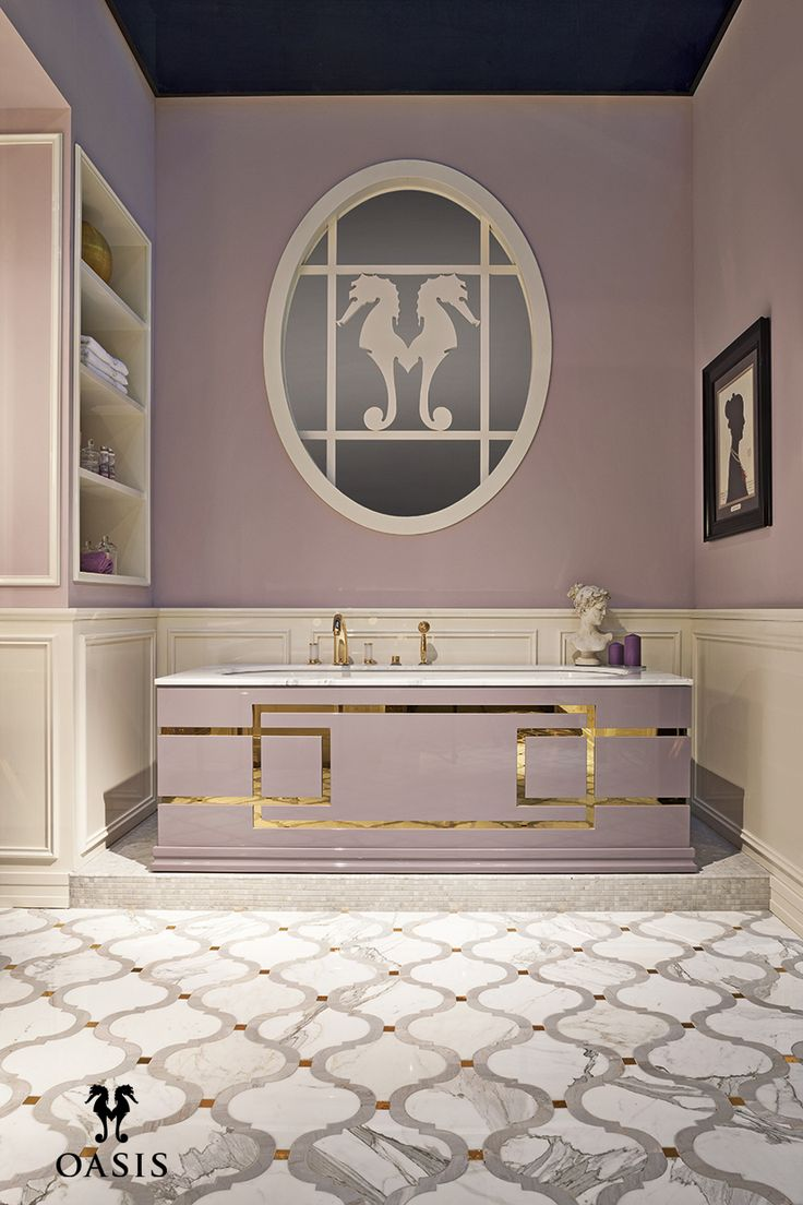 Lutetia Collection by Massimiliano Raggi architetto for Oasis Group