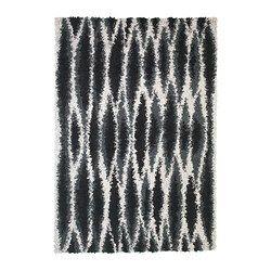 skoven rug high pile gray black rugs i love pinterest tapis ikea grand petit et tapis. Black Bedroom Furniture Sets. Home Design Ideas