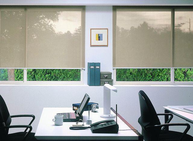 Regel per persoon de lichtinval die hij of zij het prettigst vindt! Ideaal voor kantoren maar ook voor huizen.