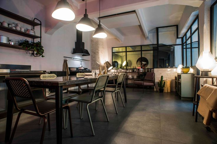 IRIS Ceramica and Diesel Living present their collections of porcelain floor and wall coverings inspired by post-industrial, exotic and hyperrealist atmospheres in a temporary showroom in Milan and at MAE in Castellon, Spain